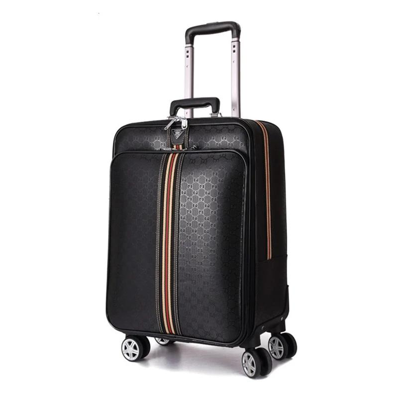 Personalized Trolley Suitcase Bag