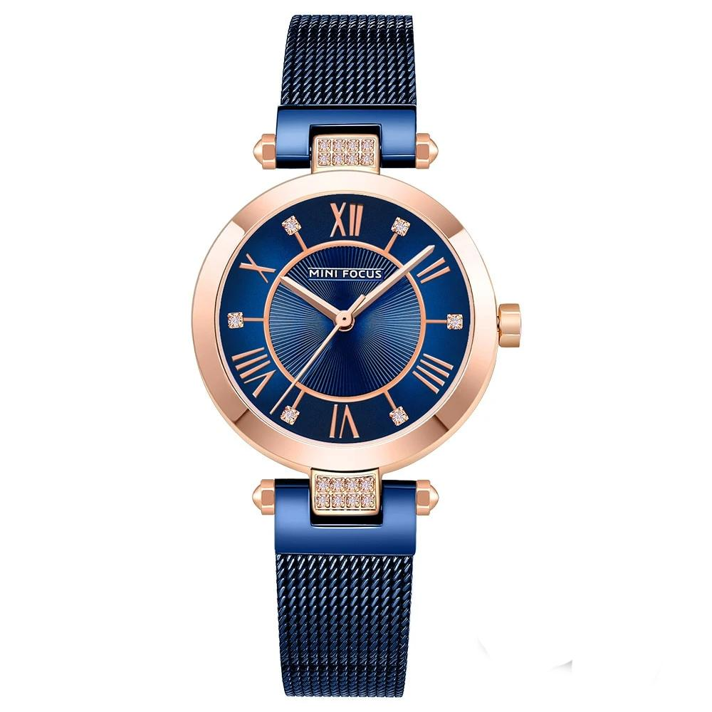 MINI FOCUS Luxury Ladies Watch