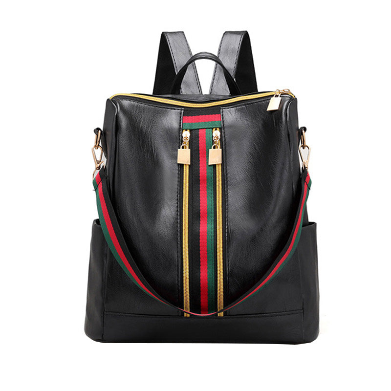 Retro Trend Womens Backpack