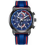LIGE Mens Watches With Chronograph