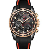 LIGE Casual Sport Watches