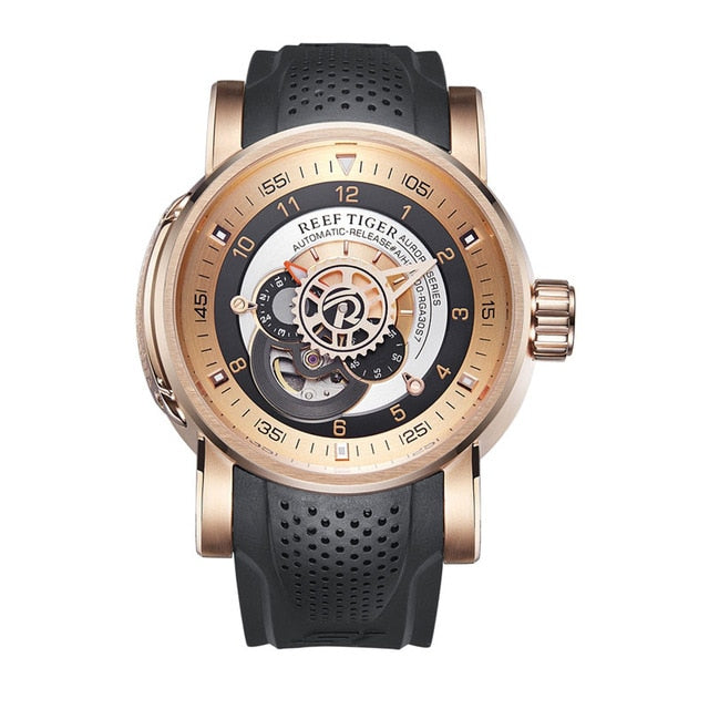 REEF TIGER Luxury Sport Watch