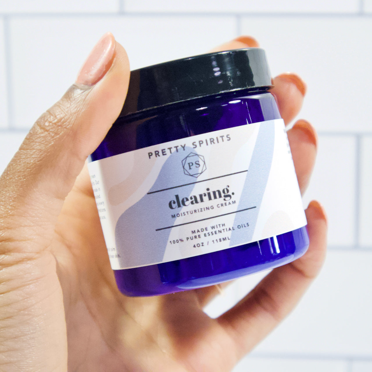 Clearing Moisturizing Body Cream