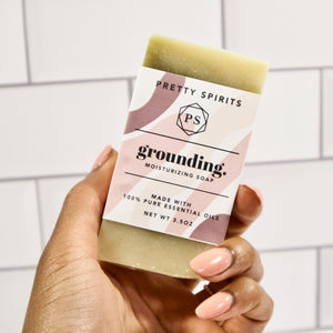Grounding Bath & Body Set