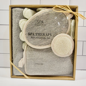 Spa Therapy Gift Set