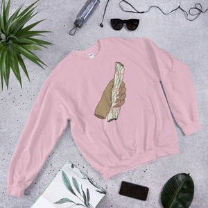 Sage It Sweatshirt