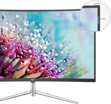 "AOC 31.5"" Curved Stylish VA Panel 4ms (GtG) Full HD Ultra Narrow Border"