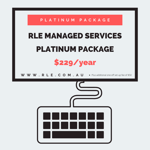 PLATINUM level Managed Services