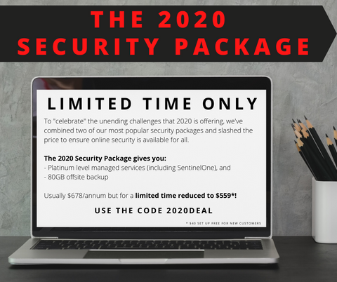 The 2020 Security Package