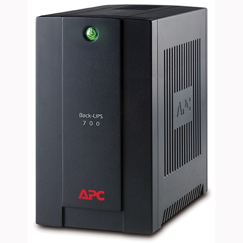 APC BX700U-AZ UPS, 700VA/230V, Battery Backup, Australian Sockets,