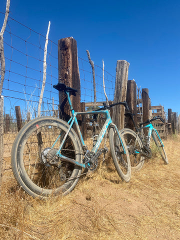 Squad Root Patina teal GRX-815 Di2