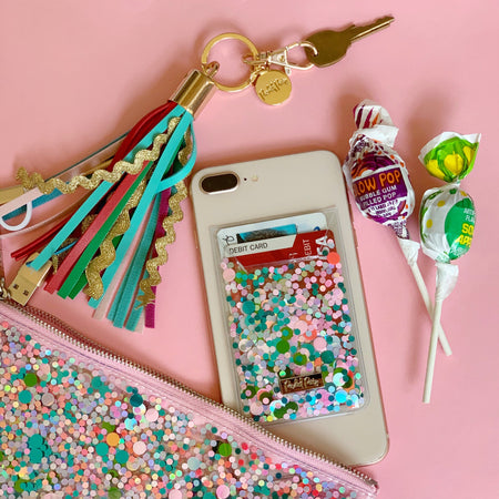 Sugar Rush Phone Wallet