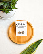 Load image into Gallery viewer, Druzy Stud Earrings (3 Color Options)