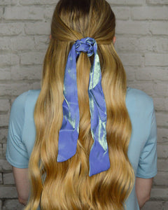 Solid Hair Scarf (2 Color Options)
