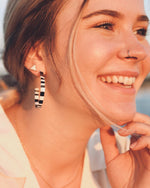 Load image into Gallery viewer, Bead Me Up, Scotty Earrings (3 Color Options)