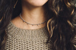 Load image into Gallery viewer, Coin Charm Choker