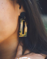 Load image into Gallery viewer, RecTangled Up Earrings