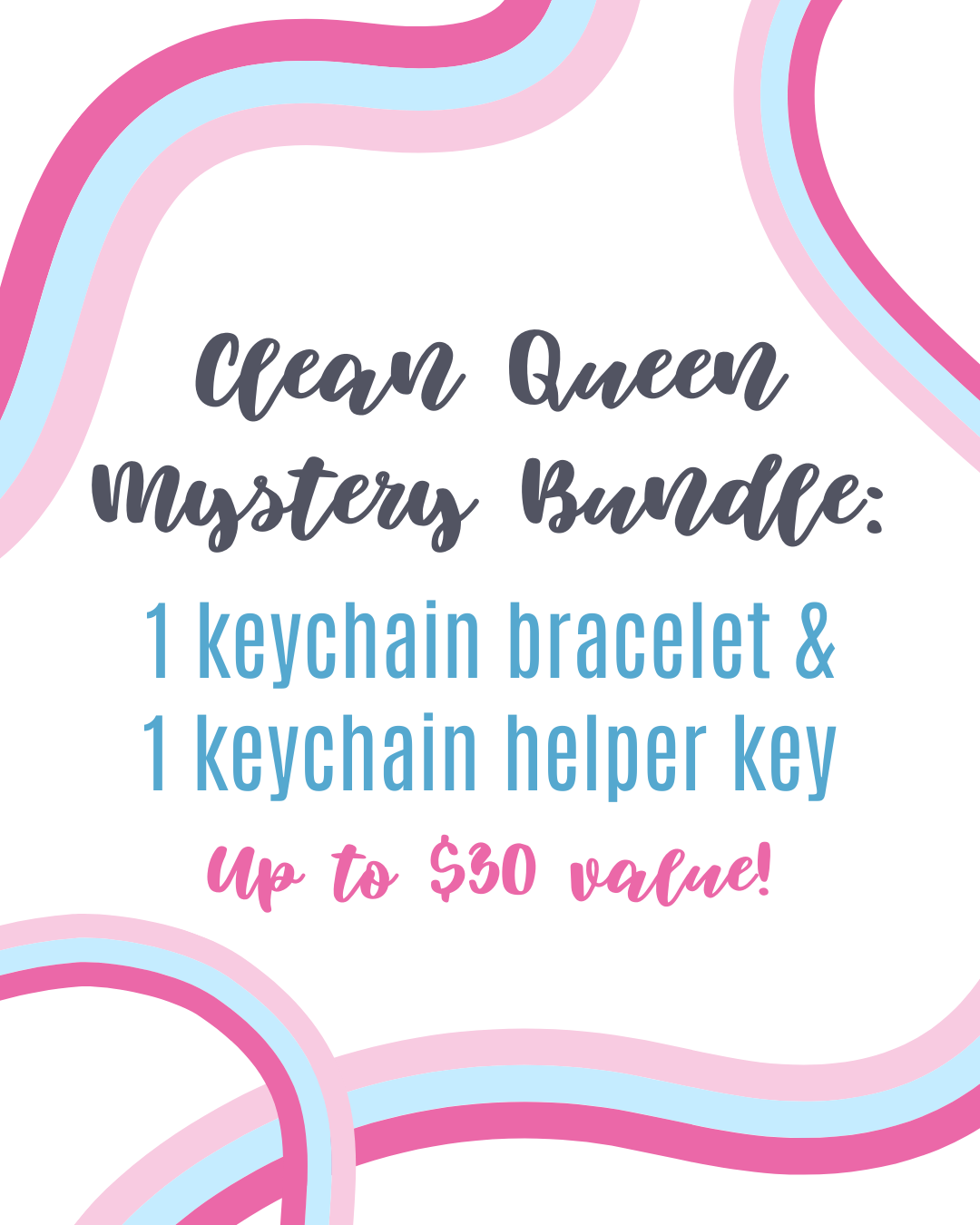 Mystery Bundle: Clean Queen
