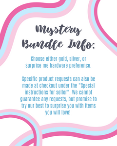 Mystery Bundle: Top It Off