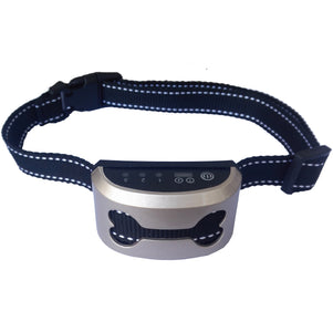 Led Waterproof Charging Bark Indication Ultrasonic Drive Dog Training