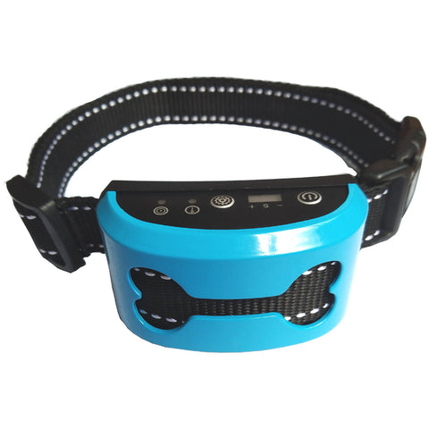 Image of Led Waterproof Charging Bark Indication Ultrasonic Drive Dog Training