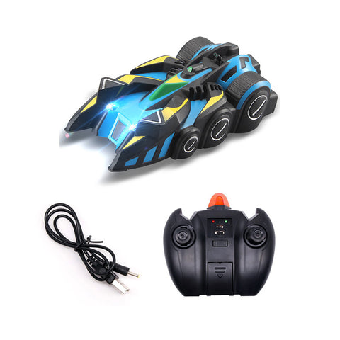 Image of Wireless Remote Control Car Wall-climbing Car