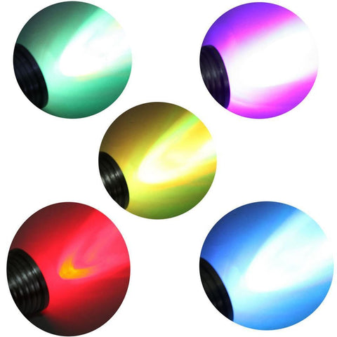 Gu10 Color Changing Spotlight LED RGB Bulb Lamp Bulb Remote Light With 24 Key Controller