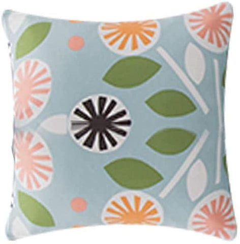 Pillow Covers Decorative Square Throw Pillow Cushion Cover