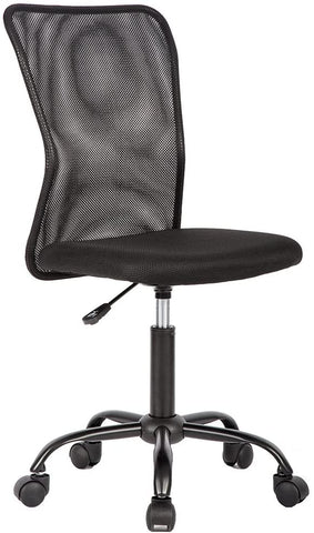 Image of Office Chair Mesh Computer Chair Back Support Modern Chair