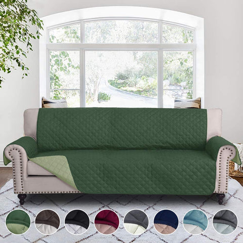 Reversible Sofa Cover Couch Covers Sofa Covers Sofa Slipcover Couch Protector