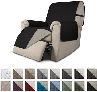 Recliner Sofa Slipcover Reversible Sofa Cover Furniture Protector Couch