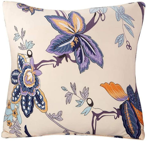 Image of Printed Pillow Covers Decorative Square Throw Pillow Case Cushion Cover
