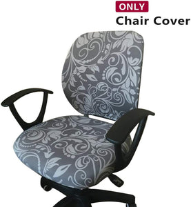 Removable Rotating Armchair Computer Office Chair Slipcover