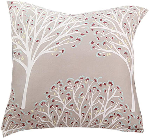 Square Throw Pillow Case Cushion Cover Printed Pillow Covers