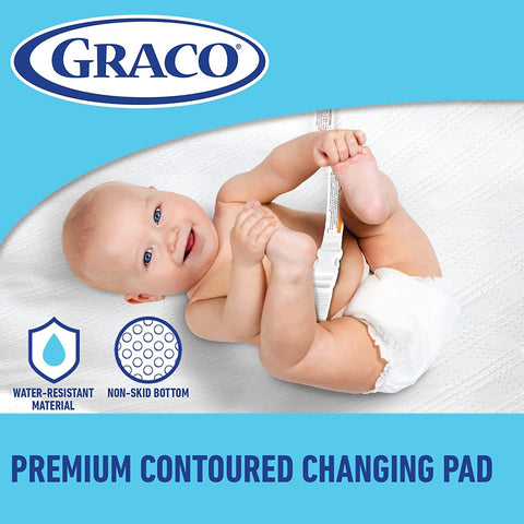 Image of Foam Crib Toddler Mattress Non-Toxic Breathable Removable Washable Water Resistant