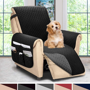 Reversible Recliner Chair Cover Recliner Covers Slipcovers Sofa Cover