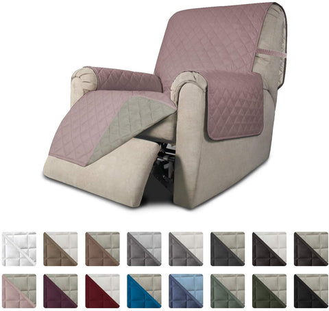 Image of Recliner Sofa Slipcover Reversible Sofa Cover Furniture Protector Couch