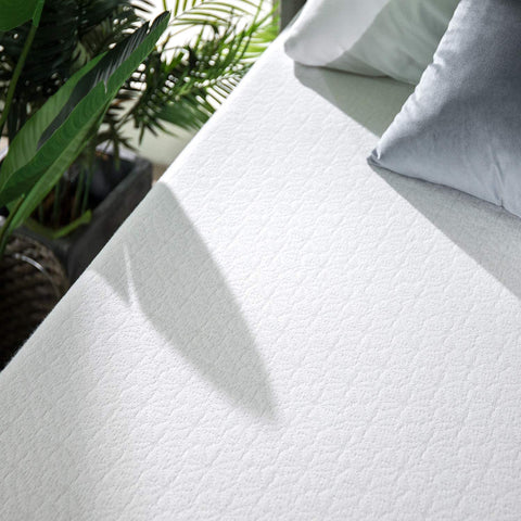 Image of Memory Foam Cot Size Mattress Narrow