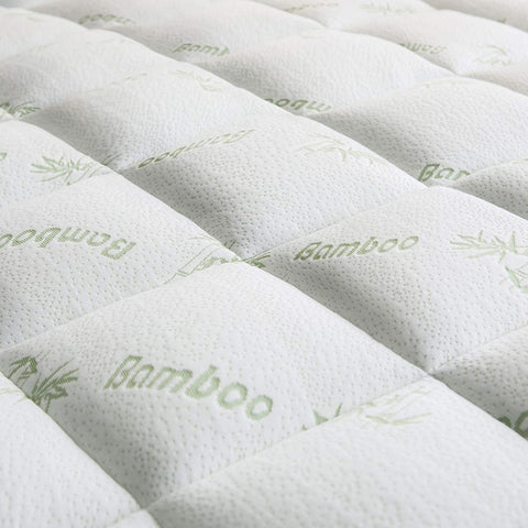 Image of Waterproof Mattress Extra Deep Pocket  Microfiber Down Alternative Filling