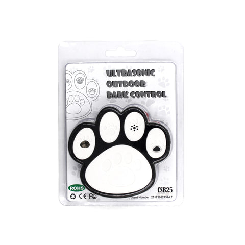 Image of Outdoor Ultrasonic Drive Dog Bark Control Device Pet Trainer