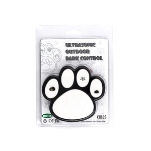 Outdoor Ultrasonic Drive Dog Bark Control Device Pet Trainer