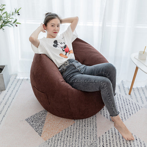 Lazy Bean Bag Chair Sofa Seat Sofa