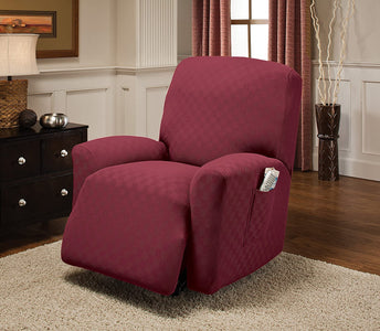 Recliner Slipcover Standard Recliners Perfect Chair Protection Comfortable