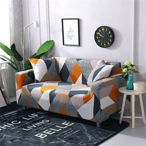 Elastic Slipcover Living Room Sofa Cover
