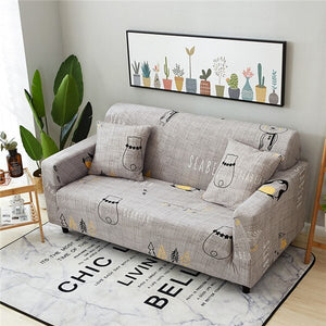 Slipcovers Stretch Sofa Cover for Living Room Sectional Couch