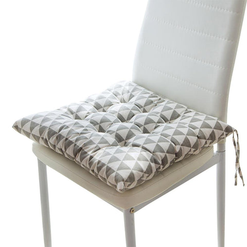 Image of Home Seat Cushion Pad Winter Chair Back Sofa Pillow Buttocks Chair Cushion