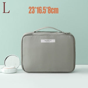 Cosmetic Bag Make up Bag Purse Toiletry Bag Organizer Makeup Pouch Waterproof Handbag