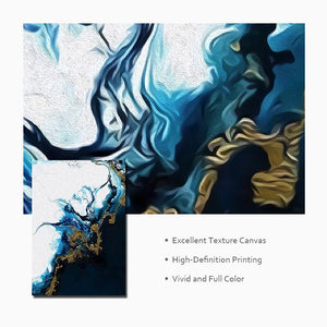 Wall Pictures Nordic Abstract Canvas Poster Wall Art