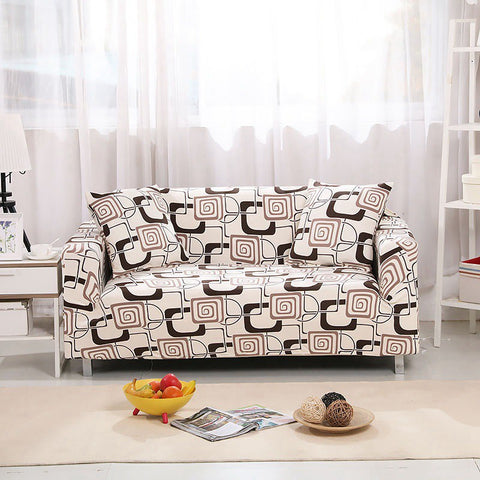 Image of Protector Sofa  Slipcover Sofa Elastic Sofa Covers For Living Room