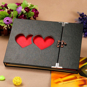 DIY Photo Album Gift Baby Photo Album Scrapbook Paper Crafts Polaroid Albums Sticky